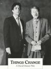 David Mamet's <em>Things Change</em> benefit premiere at Lincoln Center, New York, October 7, 1988.