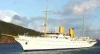 Savarona, the largest yacht in the world when launched in 1931.