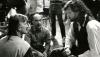 Vilko Filac, Richard Brick and Emir Kusturica on <em>Arizona Dream</em>, Douglas, Arizona, 1991.