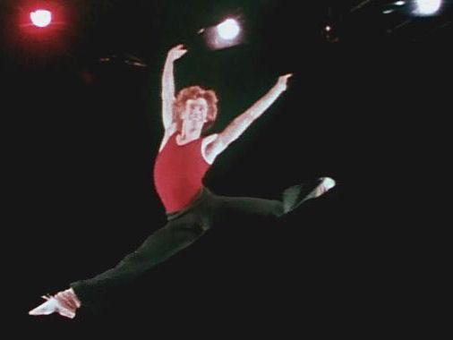 "TV commercial for Bob Fosse's Broadway musical ""Dancin',"" New York, 1979."